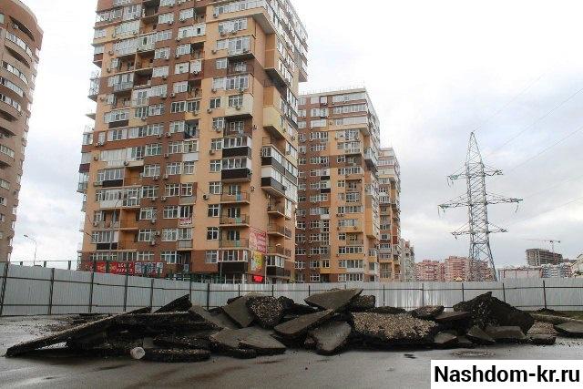 забор на бульваре памяти чернобыльцев в краснодаре