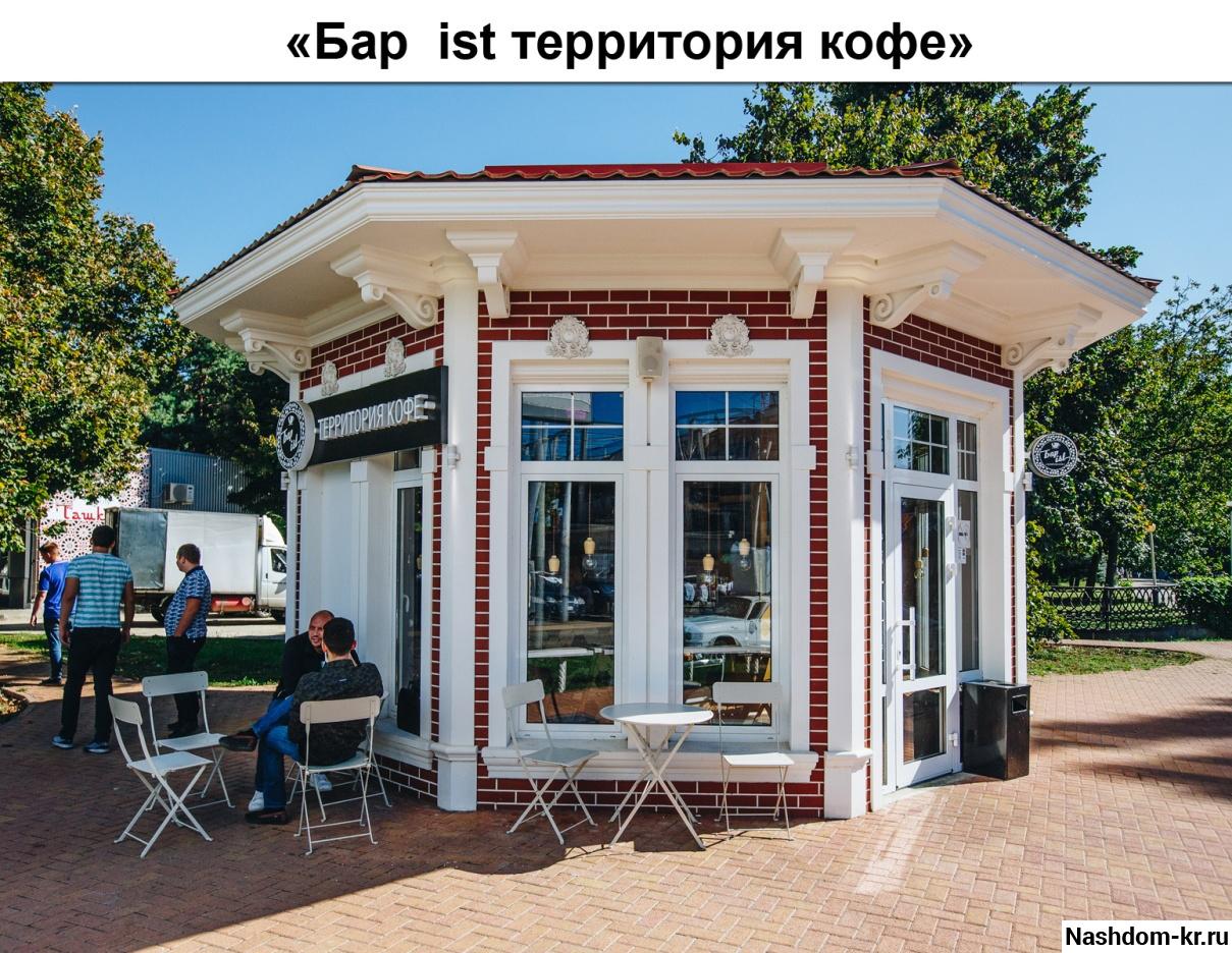 бар ist территория кофе в краснодаре