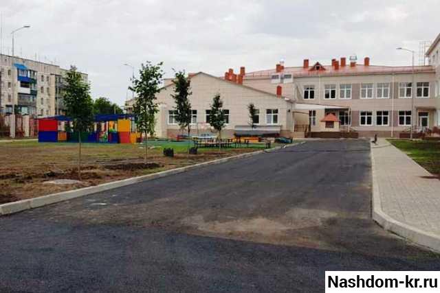 новая школа в хуторе ленина
