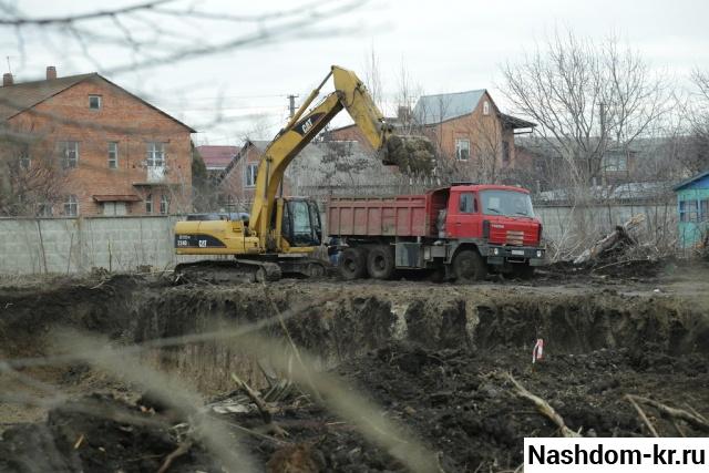 строительство школы в поселке российском