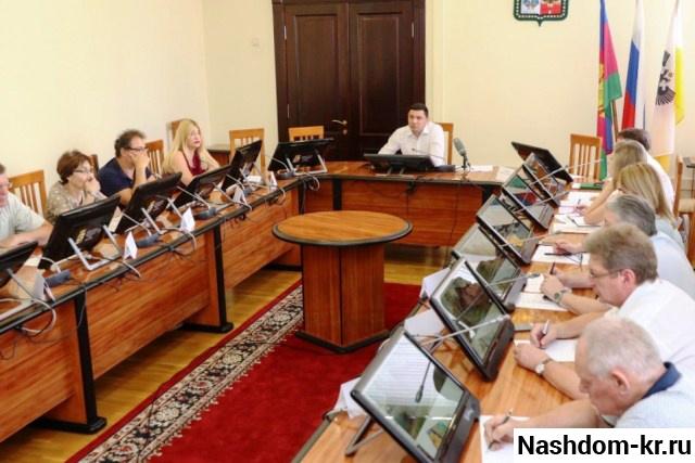 защита исторического центра краснодара