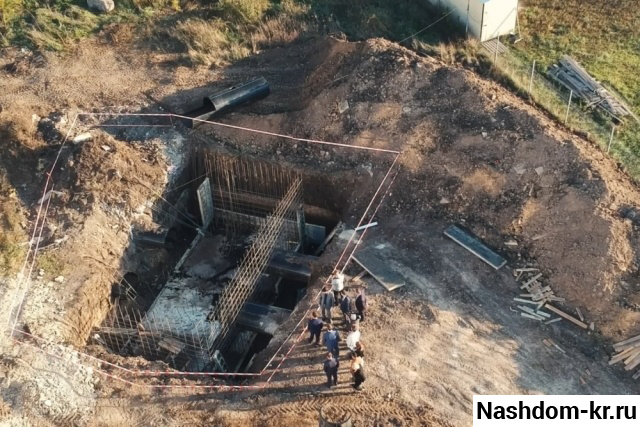 строительство ливневого коллектора в краснодаре