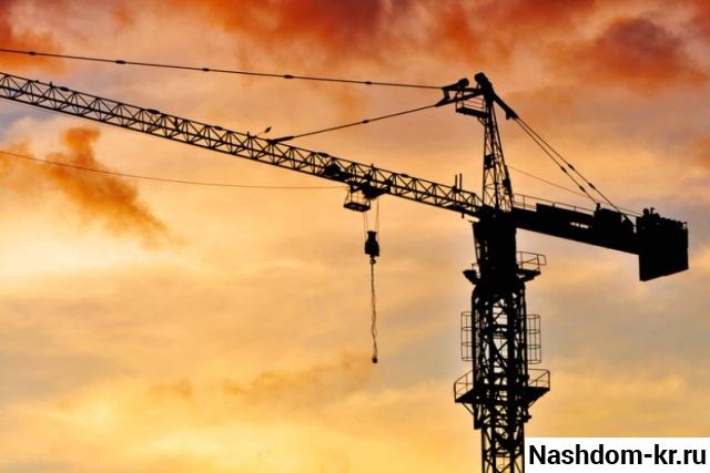 строительство новостройки